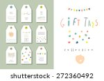 Collection Of Party Hand Tags....
