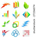 colorful design elements 2.... | Shutterstock .eps vector #27236074