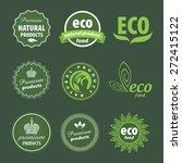 eco logo | Shutterstock .eps vector #272415122