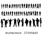 icons of people | Shutterstock .eps vector #27245665