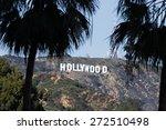 hollywood  california  ... | Shutterstock . vector #272510498
