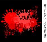 war. vector illustration | Shutterstock .eps vector #272574338