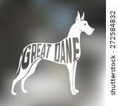 Creative Design Of Great Dane...