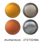 the metal of medal for the... | Shutterstock . vector #272732486
