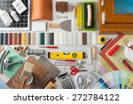 do it yourself  home renovation ... | Shutterstock . vector #272784122