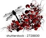 dragonfly | Shutterstock . vector #2728830