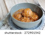 Small photo of Meatballs in sauce