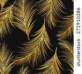 vector illustration of golden... | Shutterstock .eps vector #272910386