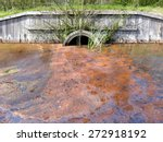 sewage drainage system with... | Shutterstock . vector #272918192