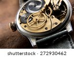 Clockwork Details  Pinions And...