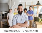 business  startup  people and... | Shutterstock . vector #273021428