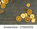 Dried Apple  Lemon And Orange...