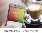 chiang mai  thailand   april 22 ...   Shutterstock . vector #273074072