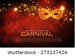 Vector Masquerade Party Poster...