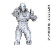 robot | Shutterstock . vector #273192296