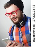 tehnology  internet  emotional  ... | Shutterstock . vector #273311648