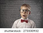 Little Pupil Solves Math Problem