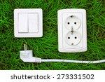 ecological concept  symbolizing ... | Shutterstock . vector #273331502