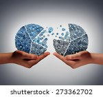 investing together business... | Shutterstock . vector #273362702