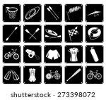 illustration set of 20 assorted ... | Shutterstock .eps vector #273398072