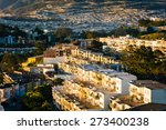 morning view from twin peaks ... | Shutterstock . vector #273400238