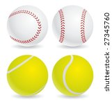 ball | Shutterstock .eps vector #27345760