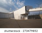 fragment construction floating... | Shutterstock . vector #273479852