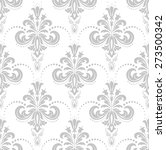 wallpaper in the style of... | Shutterstock .eps vector #273500342