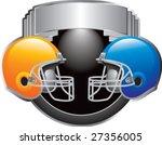 football face off | Shutterstock .eps vector #27356005