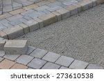 paving work | Shutterstock . vector #273610538