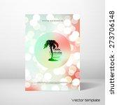 vector card in marine style....   Shutterstock .eps vector #273706148