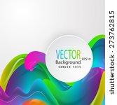 vector illustration of a... | Shutterstock .eps vector #273762815