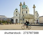 vienna  austria   march 19 ... | Shutterstock . vector #273787388