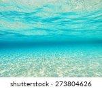Defocused Underwater Sea...