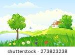 vector illustration of a... | Shutterstock .eps vector #273823238