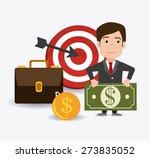 money design over white...   Shutterstock .eps vector #273835052