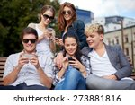 summer  technology  education... | Shutterstock . vector #273881816