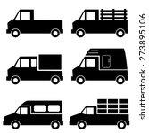 pickup truck icon.vector