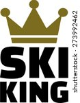 Ski King Crown