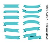 ribbon icons | Shutterstock .eps vector #273994208