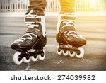 Walk On Roller Skates For...