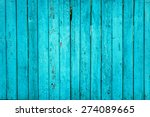 Texture Of Old Wooden Planks...