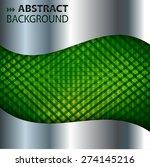 dark green color light abstract ...   Shutterstock .eps vector #274145216