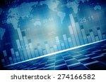 business graph   Shutterstock . vector #274166582