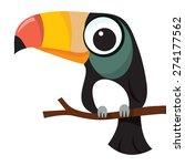 a cartoon vector illustration... | Shutterstock .eps vector #274177562