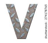 steel plate texture of... | Shutterstock . vector #274178765