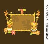 a vector illustration of a... | Shutterstock .eps vector #274216772