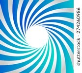 Blue Spiral Background....