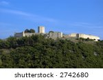 castle in greece | Shutterstock . vector #2742680