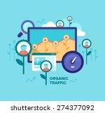 modern flat design style...   Shutterstock .eps vector #274377092
